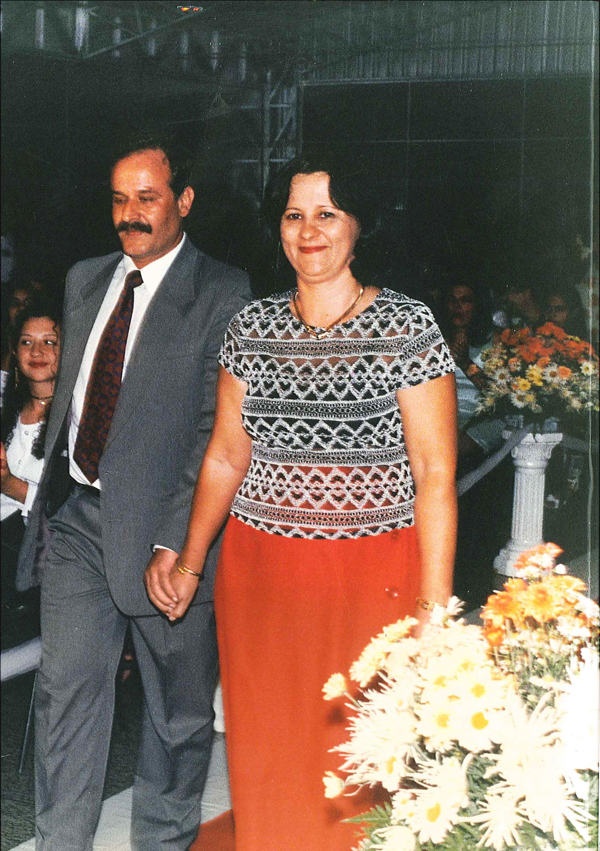 2003 1- Foto do Sr. Artur e Beth (